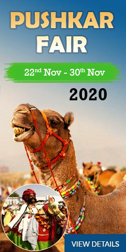 Pushkar Camel Fair Tour 2020