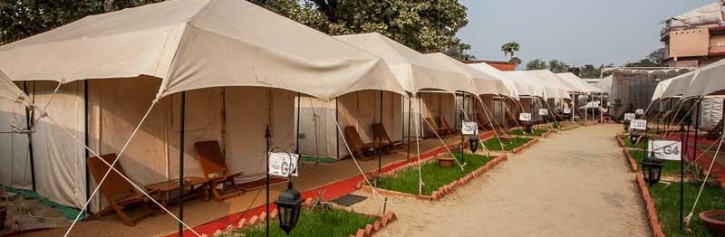 Luxury Camp Accommodation