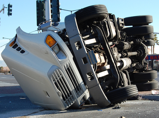 semi truck accidents lawyer madison