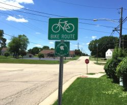 Rock River Trail bike route