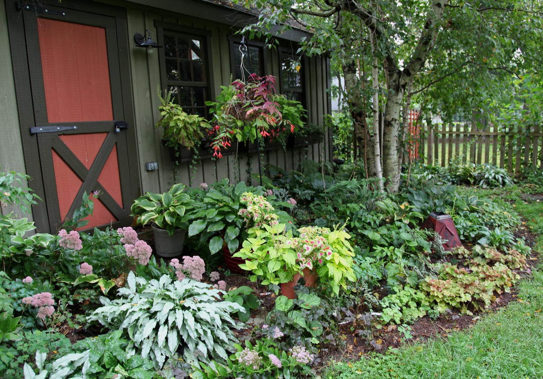 New Plants from the Scott Arboretum Plant Sale & Carolyn's ... on Shady Yard Ideas  id=80517