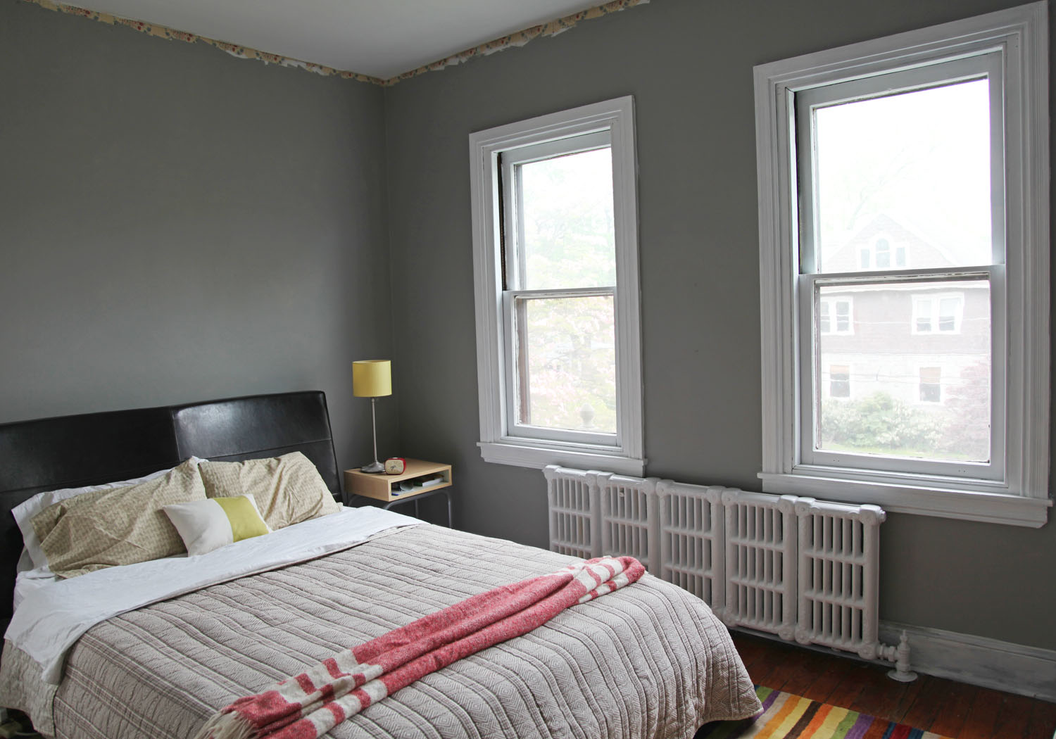 master bedroom new gray wall color white trim stately on master bedroom wall color id=66931