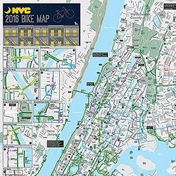 Bike New York Map.Nyc Dot Bicycle Maps Staten Island Nyc Living