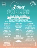 Sunset Staten Island Concert Series 2017