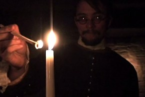 Candlelight Tours - Lighting Candle copy