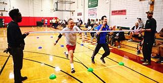 Senior Games: Clinics