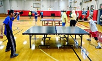 Senior Games: Table Tennis