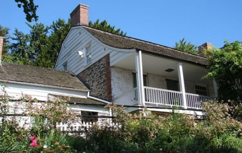 exterior of Dyckman Farmhouse Museum