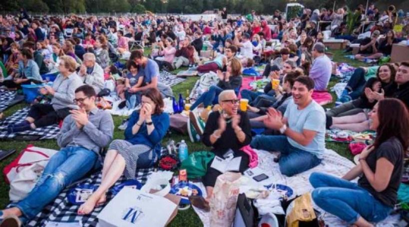 Concerts in the Parks – Prospect Park