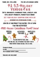 PS 53 Holiday Fair 201