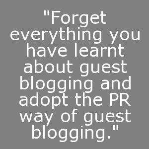 PR Quote