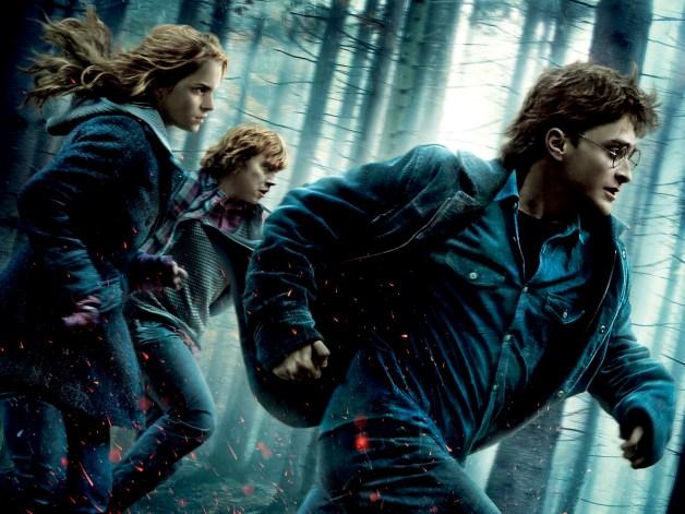 Capsule Reviews: Harry Potter Films