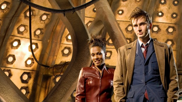 Capsule Review: Doctor Who Series 3
