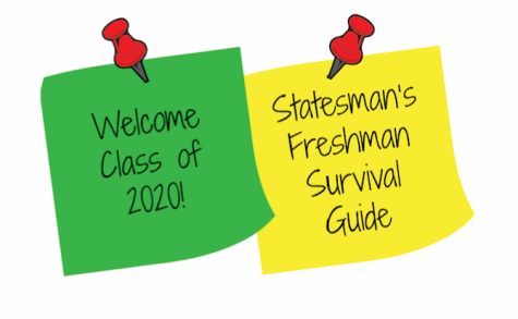 Statesman's official freshman survival guide