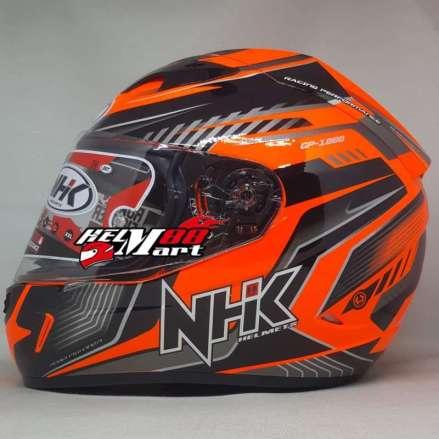 √ Nhk Gp1000 Plasma Helm Fullface Nhk Gp 1000 Terbaru Juli 2021 harga murah  - kualitas terjamin   Blibli