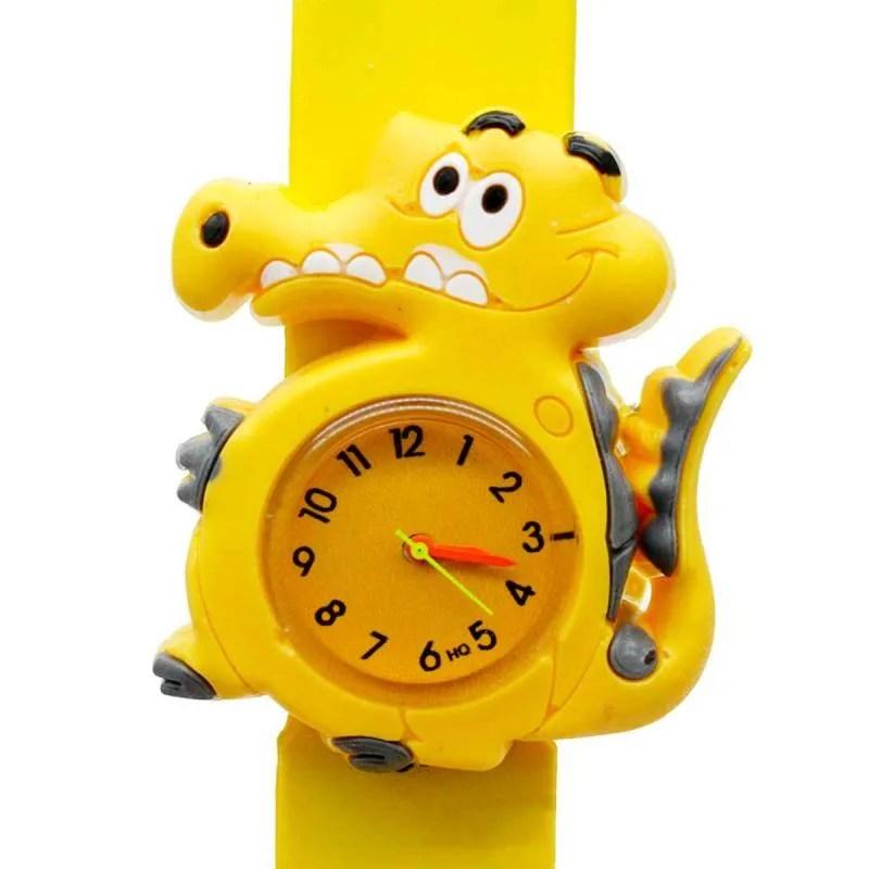Jual Bluelans Cartoon Kids Silicone Band Quartz Analog Watch Crocodile Murah Januari 2020 Blibli Com