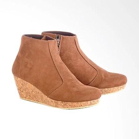 tips memilih sepatu wedges