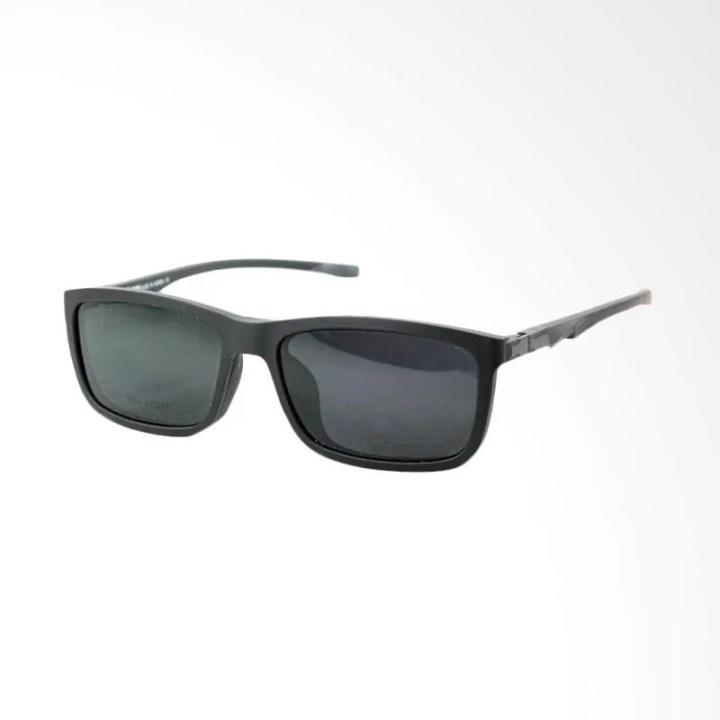 Jual Oem Clip On Frame Kacamata Minus Black 1 00 Terbaru 3a7f1f4488