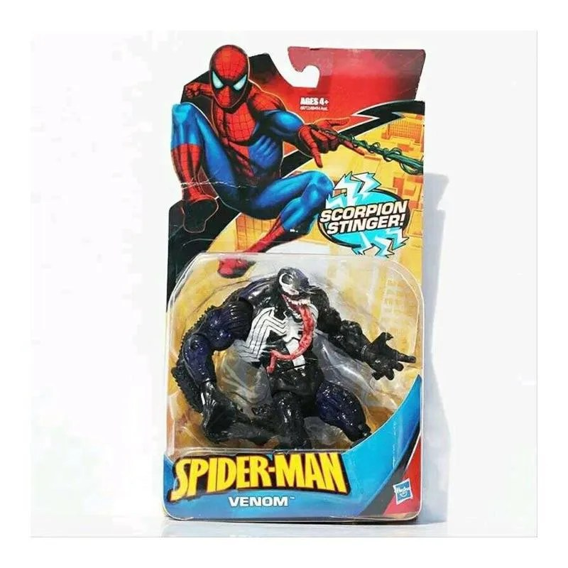 Jual Hasbro Marvel Spiderman Scorpion Stinger Venom Action Figures Murah Juni 2021 Blibli
