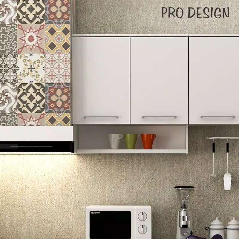 Jual Pro Design Lemari Dapur Atas Kitchen Set Oklwu 2b Online Oktober 2020 Blibli Com