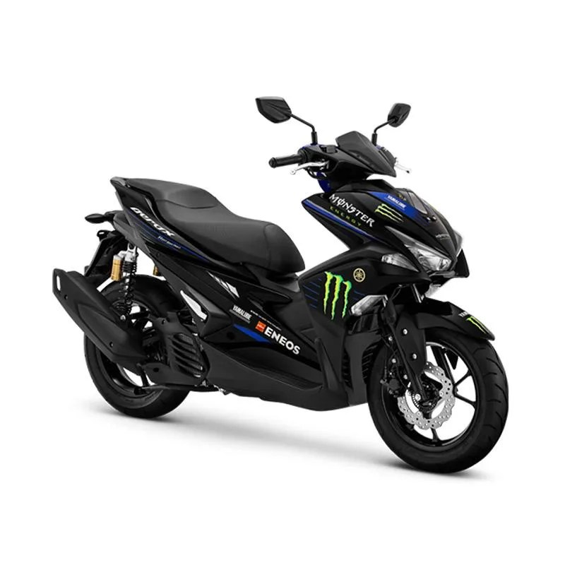 Harga yamaha aerox 155 vva sukabumi › september 2021 › daftar harga. √ Yamaha Aerox 155 Vva R Monster Gp Version vin 2020 Sepeda Motor Terbaru Juli 2021 harga ...