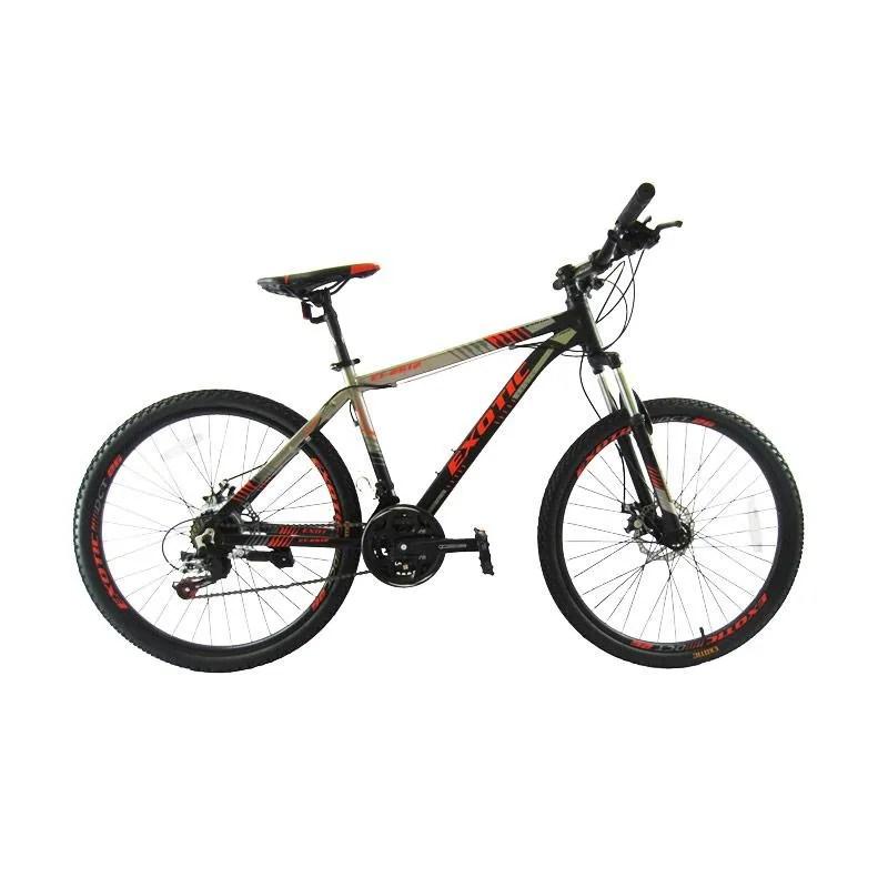 Jual EXOTIC ET 2612 Sepeda MTB - Hitam [26 Inch] Online ...