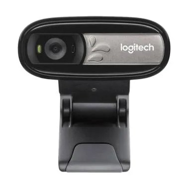 Logitech C170 Webcam - Grey [Resolusi HD]