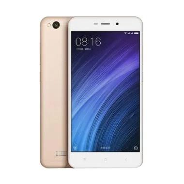 Xiaomi Redmi 4A Prime Smartphone - Gold [32GB/RAM 2GB]