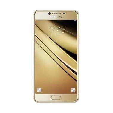 Samsung Galaxy C5 Smartphone - Gold [32GB/ RAM 4GB]