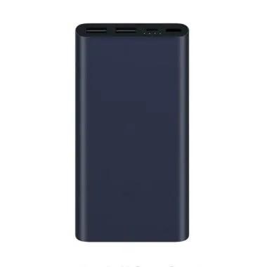 Xiaomi Mi Powerbank Dual USB 2018 Version - Black [10000 mAh]