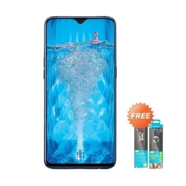 OPPO F9 Smartphone + Free Tongsis Vivan
