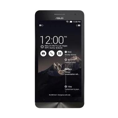 Asus Zenfone 6 Smartphone - Hitam [16 GB/Garansi Resmi]