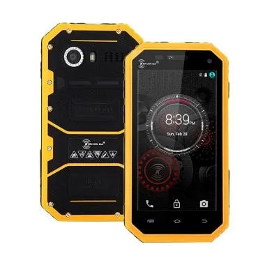 Ken Kenxinda W6 Pro Smartphone - Yellow [16GB/2GB/Tahan Air]