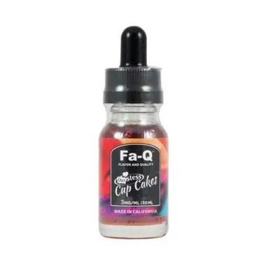 Fa-Q Cup Cakes Limited and Premium Import E-Liquid [30 mL]