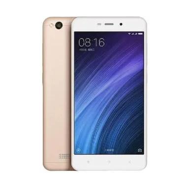 Xiaomi Redmi 4A Prime Smartphone - Gold [32 GB/ 2 GB/ Resmi TAM]