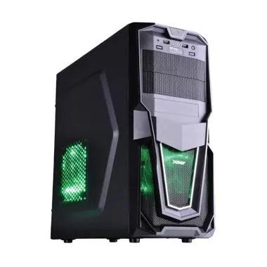 Biostar New PC Rakitan [Intel Core I5-4460 3.4 Ghz/ Harddisk 1TB]
