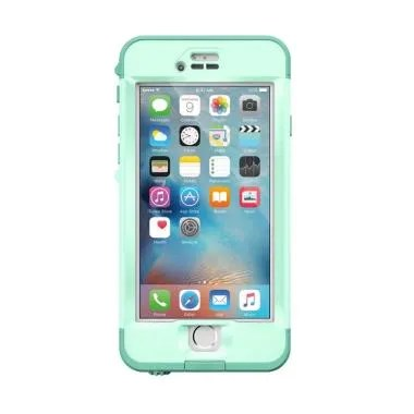 LifeProof Nuud Casing for iPhone 6s Plus - Undertow Green