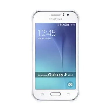 Samsung Galaxy J1 Ace Ve J111F Smartphone - White [8GB/ 1GB]