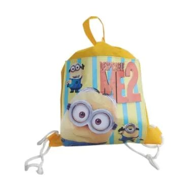 Unique RS Spunbag Printing Despicab ... ie Bag - Kuning [1 Lusin]