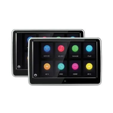 Asuka Clip-On HD Digital TFT Button ... t Mobil [10 Inch/1 Pairs]