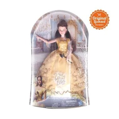 Disney Princess Beauty and The Beas ...  Fashion Gown Mainan Anak