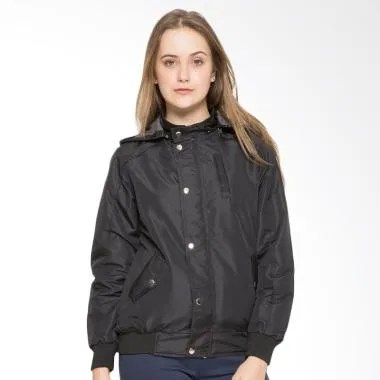 Veyl Olla Jacket - Black