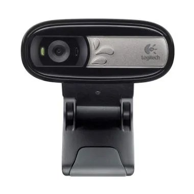 Logitech C170 Webcam - Hitam