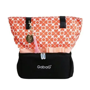 Gabag Big Picnic New Collete GBP0217 Cooler Bag Free Kantong asi Gabag