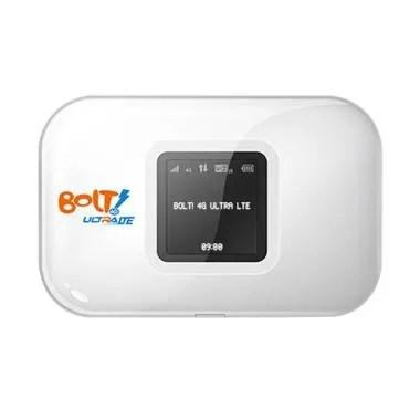 Bolt Aquila Slim 4G LTE Mobile WiFi Modem Garansi Resmi