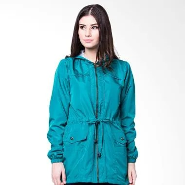 Evio 412 Woman Parka Jacket - Tosca