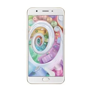 Oppo F1S Smartphone - Gold [32GB/ 3GB]