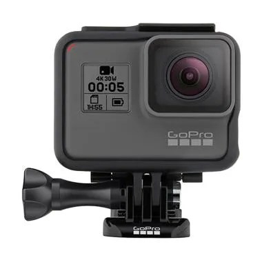 GoPro Hero 5 Black Edition Action Camera [12MP/ 4K]