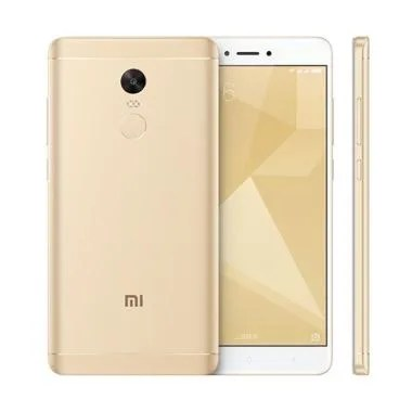 Xiaomi Redmi Note 4X - Gold [32GB/ 3GB/ Snapdragon]