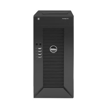 DELL PowerEdge T30 Desktop PC [Xeon E3-1225/8GB/1TB]